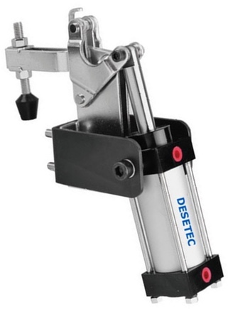 DST-20830-A Pneumatic toggle clamp, vertical 3400N