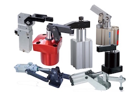 Product Group Pneumatic Clamping Elements